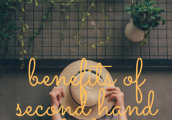 5 Benefits Of Buying Second Hand Clothes